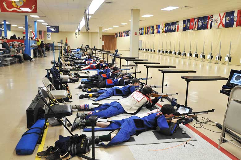 2019 JROTC Three-Position Air Rifle National Championships Begins 21 March