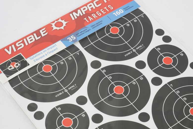 New Crosman Black Widow BBs and Targets Introduced