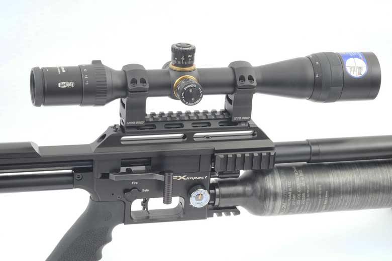Meopta ZD 4-16x44 RD Mil Dot Special Scope