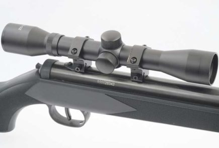 4 x 32 Bundled Airgun Scope Review