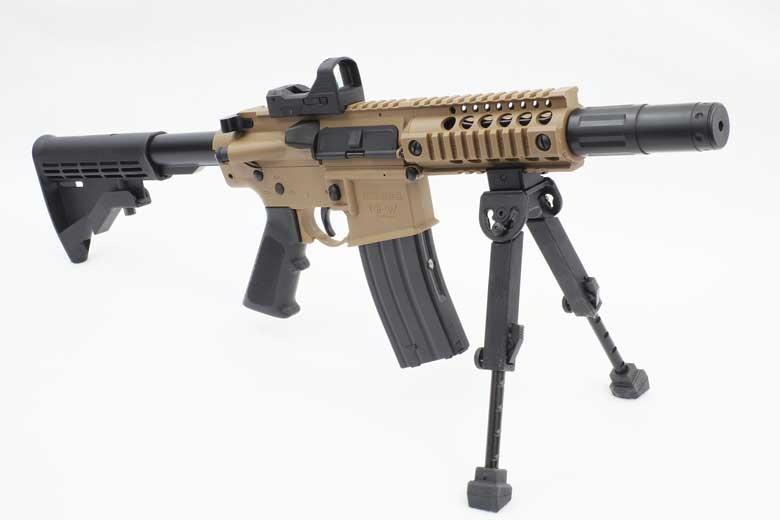 Fast-Firing PCP Air Rifle Developments - Part One