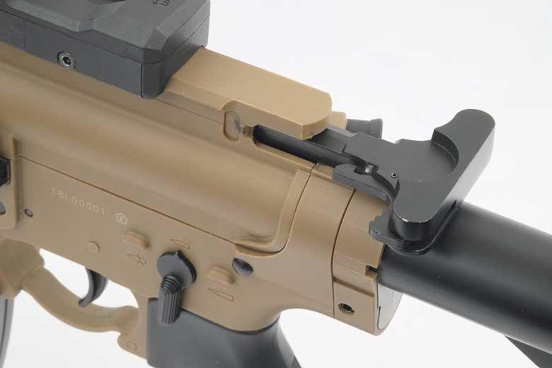 Bushmaster MPW BB Gun First Look