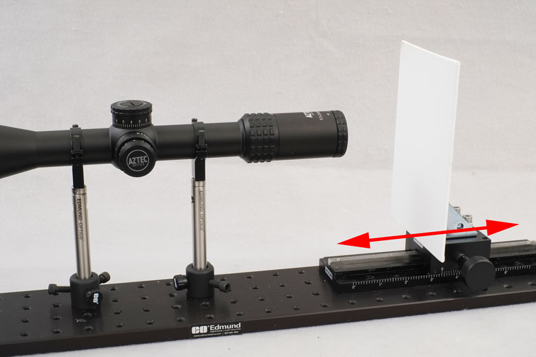 How Do You Find The Eye Relief For A Riflescope?