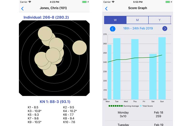 Orion Scoring System New Mobile Orion App