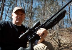 Rick Rehm 25 Caliber Umarex Gauntlet Video Review