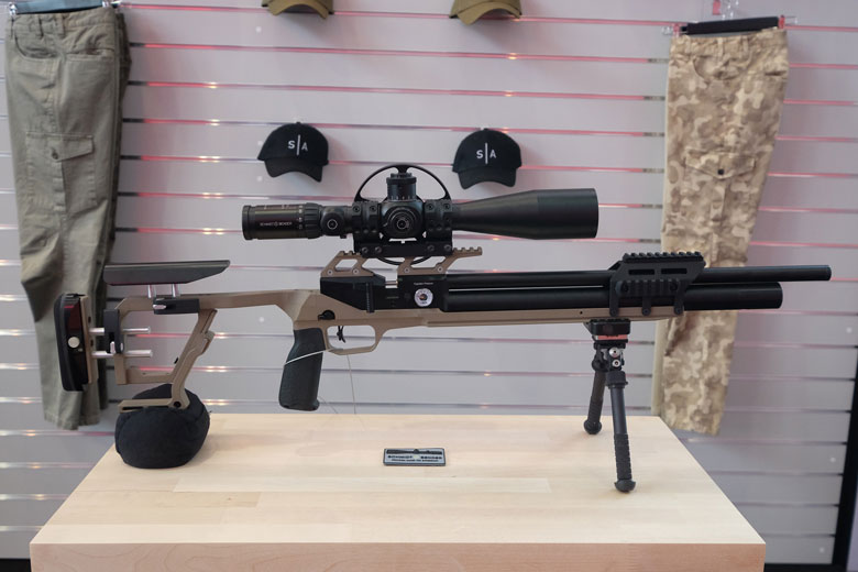 Pellets, PCPs and Stuff At The 2019 IWA Show
