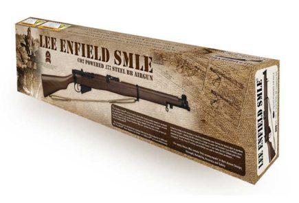 It's Almost Here - The Lee Enfield BB Rifle