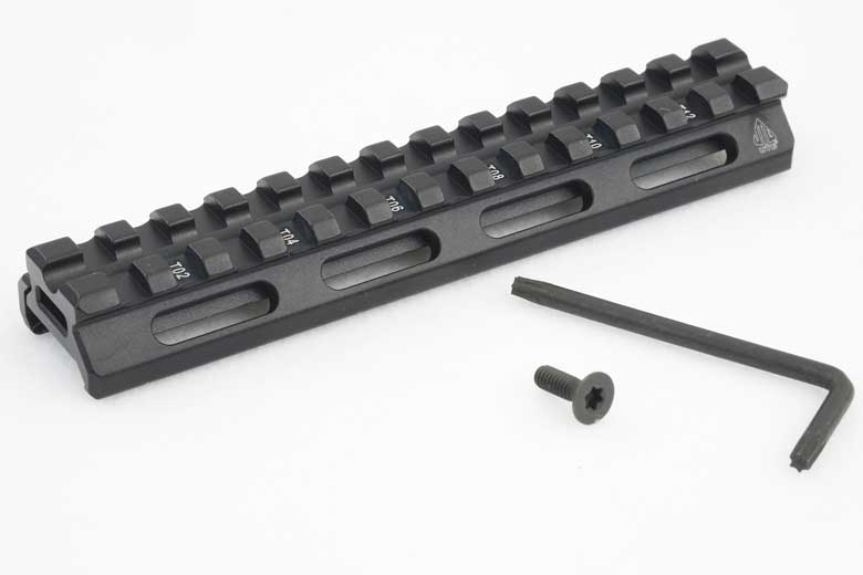 Got A Bullpup? You Probably Need A Riser Mount Like This