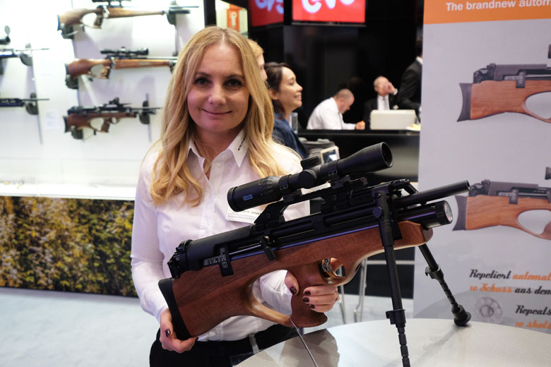 New PCPs At The 2019 IWA Show