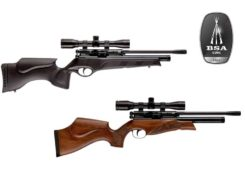 Exciting New BSA PCP Air Rifles Land In The USA.
