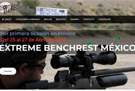 It's Coming Soon - Extreme Benchrest Mexico