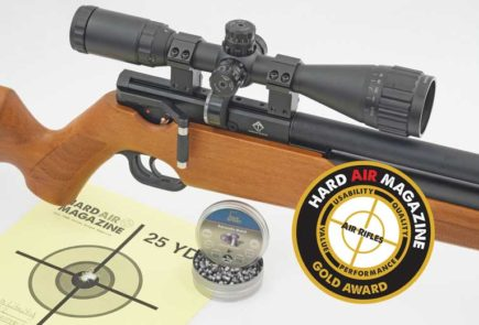 American Tactical Nova Liberty PCP Air Rifle Review .22 Caliber
