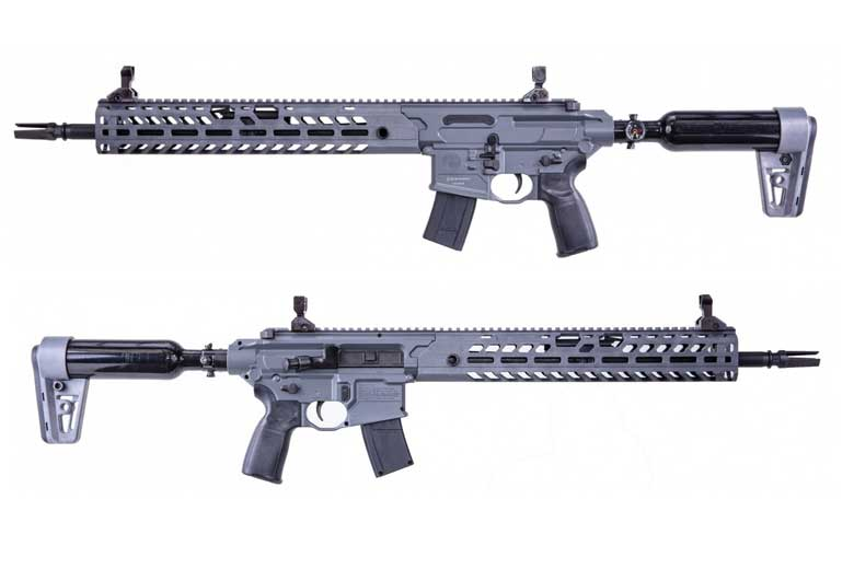 SIG SAUER Announces The MCX Virtus PCP Air Rifle