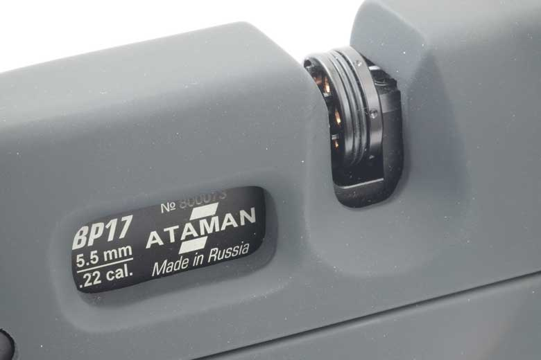 Ataman BP17 Air Rifle .22 Caliber Test Review