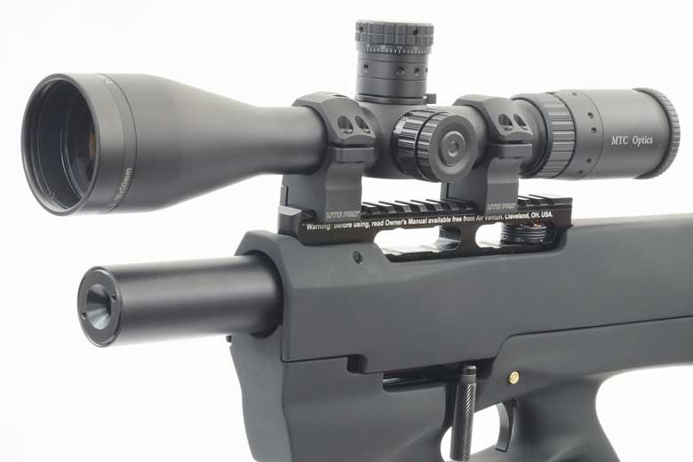 Ataman BP17 Air Rifle .22 Caliber Test Review