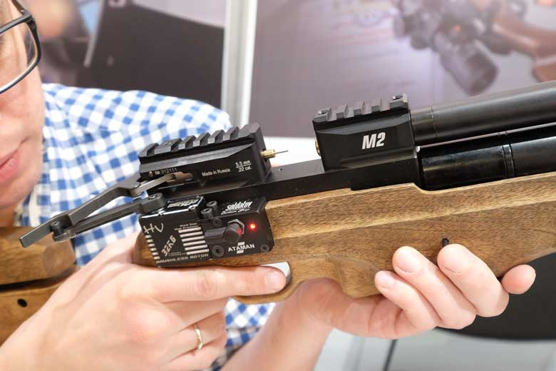 Fast-Firing PCP Air Rifle Developments - Part One