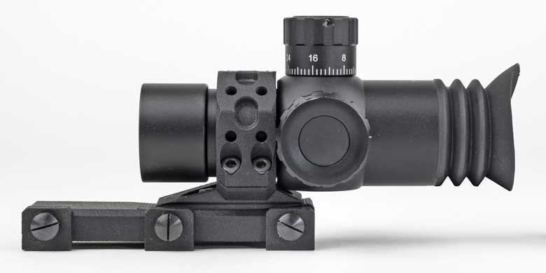 New 10 x 30 SWAT Prismatic Scope Launched By MTC Optics
