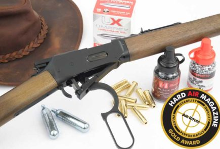 Umarex Legends Cowboy BB Rifle Test Review