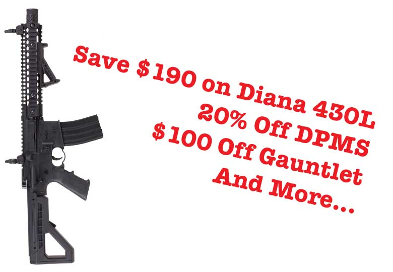 Latest Airgun Deals May 17 2019