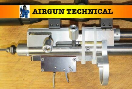 PCP Airgun Internal Ballistics
