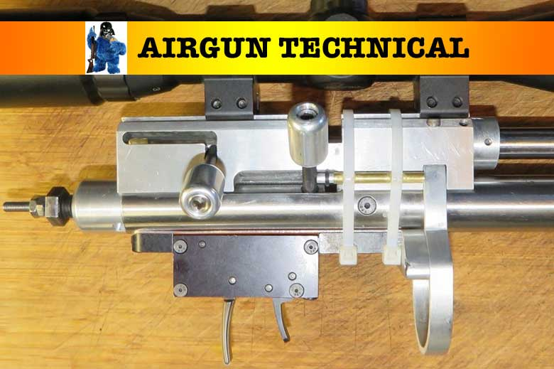 PCP Airgun Internal Ballistics