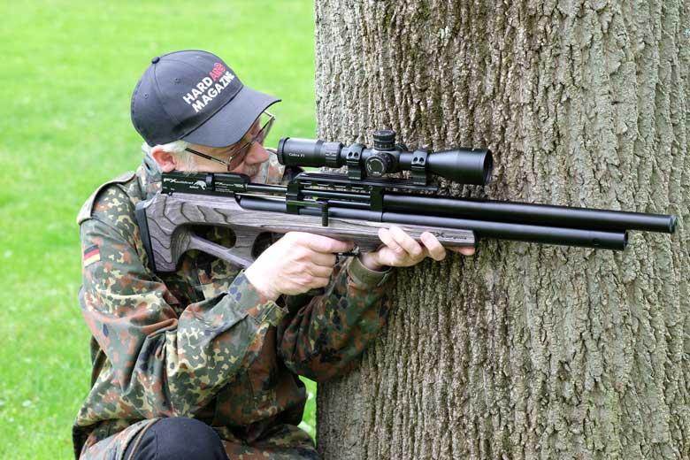 FX Wildcat Mk II .30 Caliber
