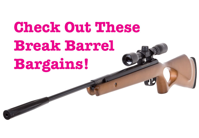 Latest Air Gun Deals June 3 2019