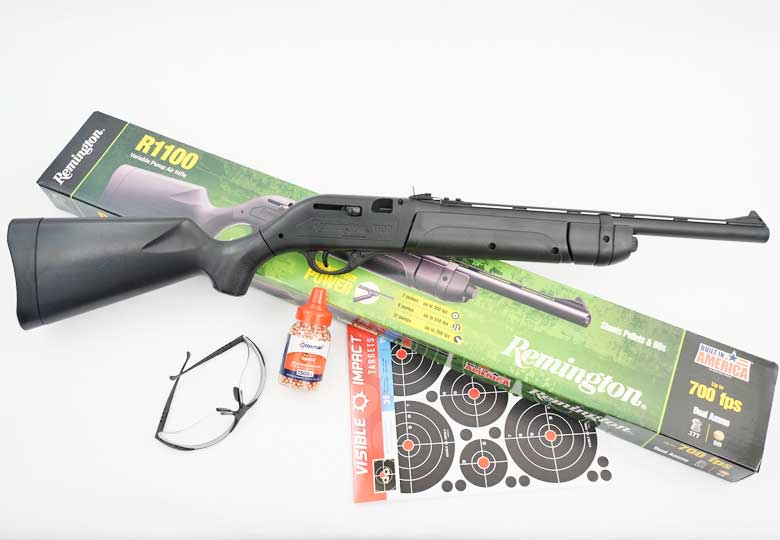 Velocity Outdoor Launches New Remington R1100 Air Rifle