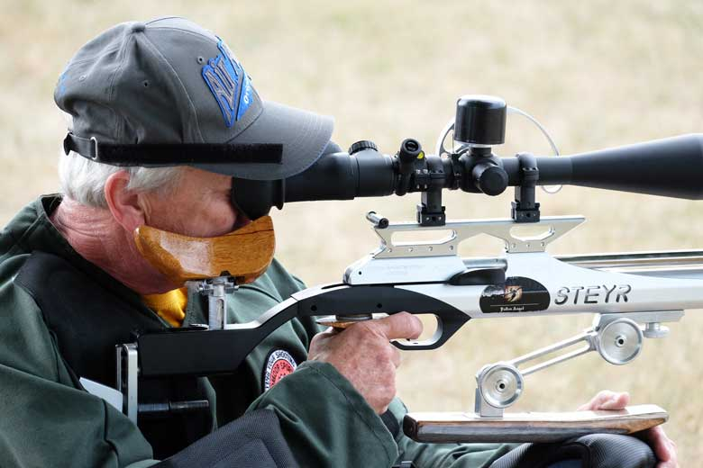 Compensating For Riflescope Temperature Shift In Field Target Competition