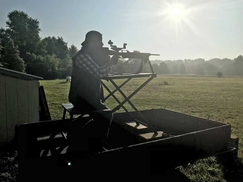 Making The Guinness World Record Longest Air Rifle Shot
