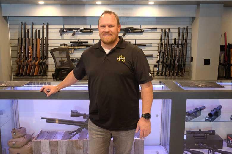 Let's Look At The Utah Airguns Retail Store