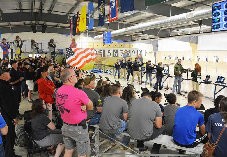 The 2019 CMP National 3P Air Rifle Championships Is Happening Now!