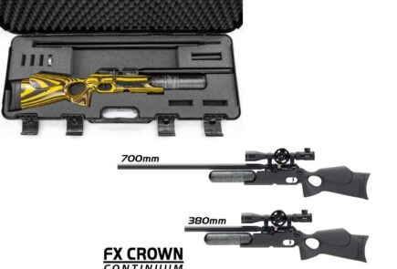 New FX Crown Continuum Now Available