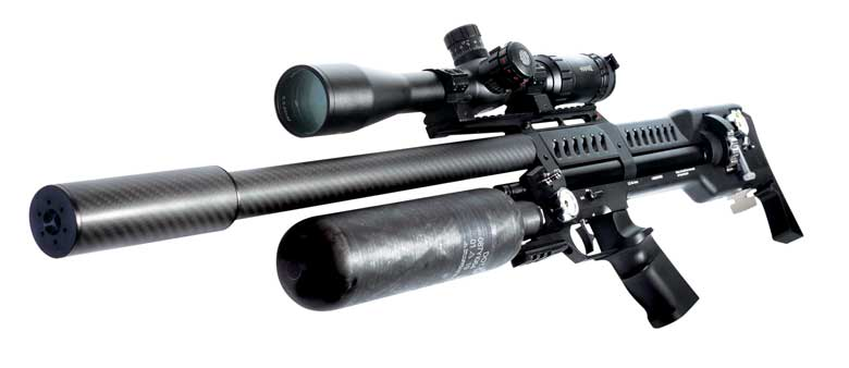 More Details On The LCS SK-19 Full Auto Air Rifle