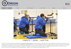 New Orion Airgun Leagues Website Launched