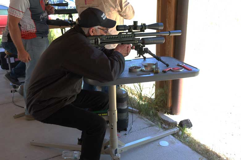 New Products At The 2019 Rocky Mountain Airgun Challenge