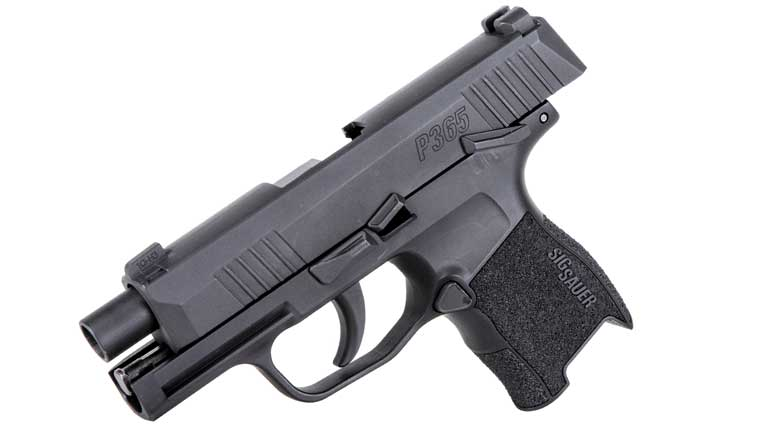 SIG SAUER P365 BB Pistol Now Shipping