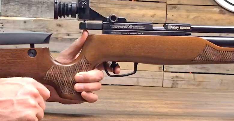 Daisy 599 Target Air Rifle Review - Hard Air Magazine