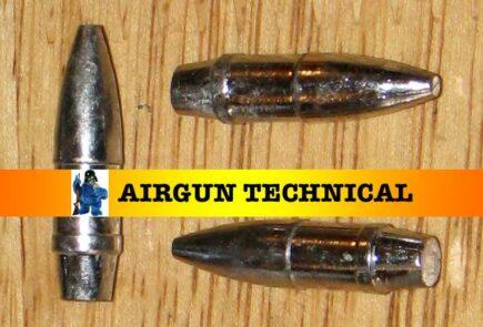 The External Ballistics Of Slugs In Airguns