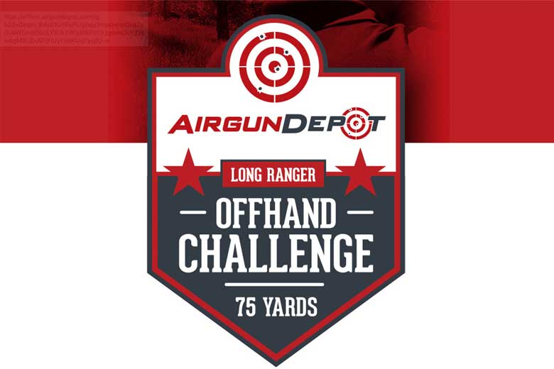 The Long Ranger Offhand Challenge
