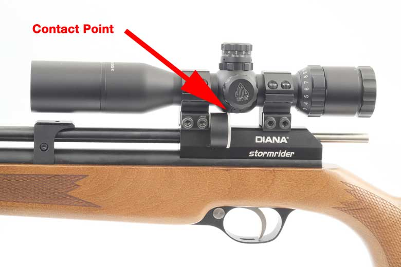 Diana Stormrider Scope Mounting - Some Tricks And Tips