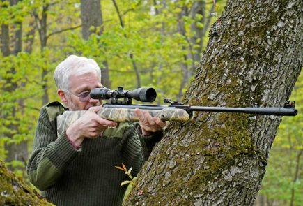 airgun hunting