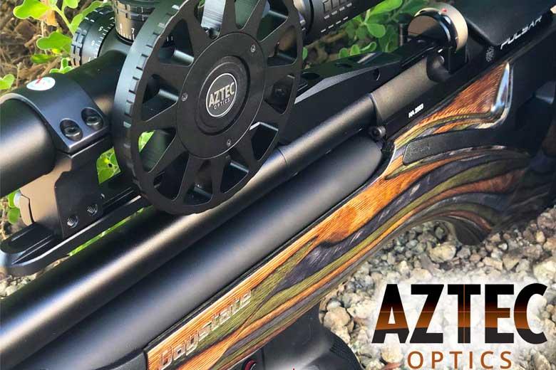 Free Aztec Scope In AoA Labor Day Sale - A $439 Value