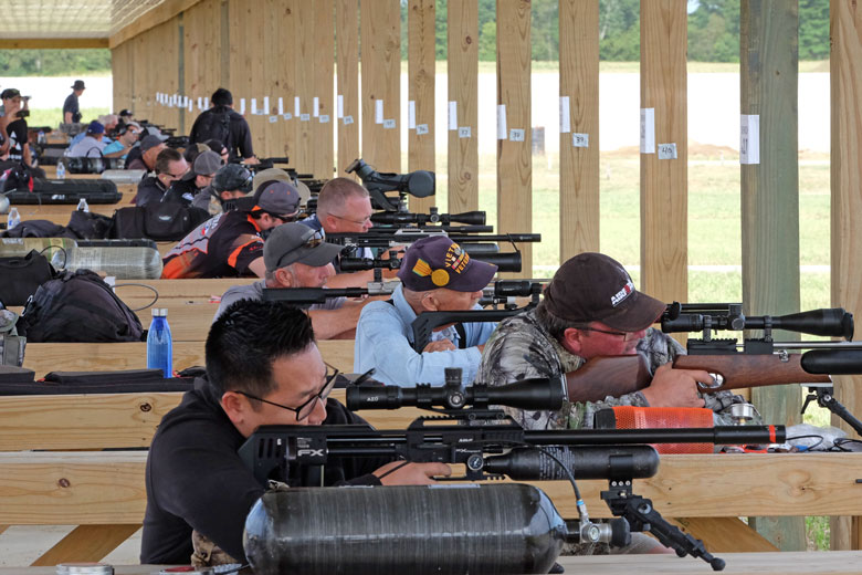 PA Cup Benchrest Competition