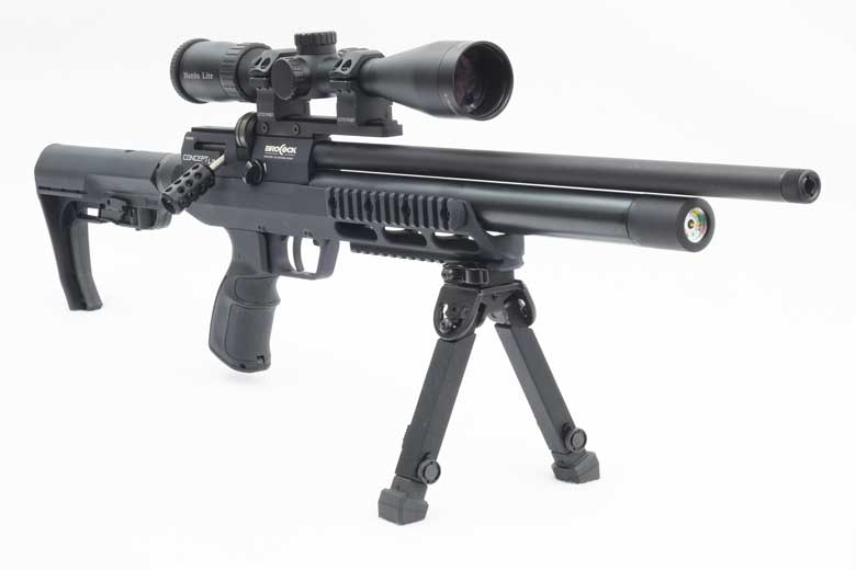 First Look At The Brocock Concept Lite Air Rifle