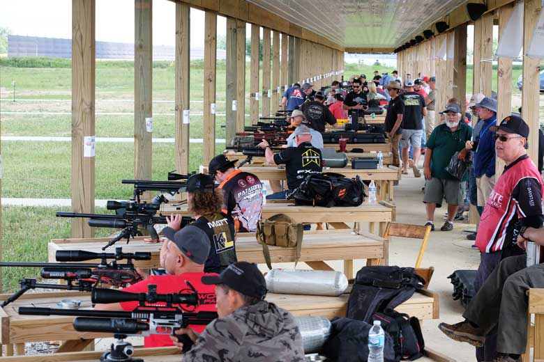 Aaagh!!! 2019 PA Cup Benchrest Results At Last...