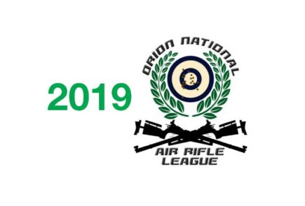 Register Now For The 2019 Orion National Air Rifle League