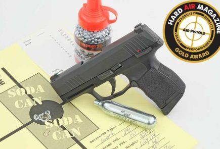 SIG Air P365 BB Pistol Test Review