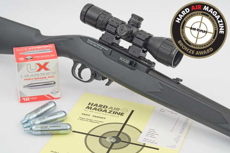Ruger 10/22 Air Rifle Test Review