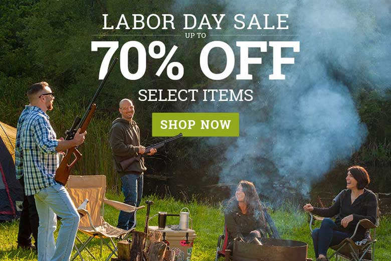 Special Crosman Deals For Labor Day